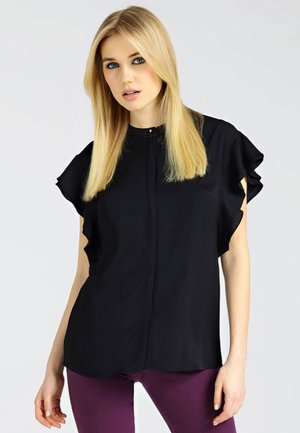 REGULAR FIT - Blouse - black