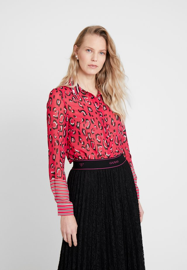 CLOUIS - Button-down blouse - pink