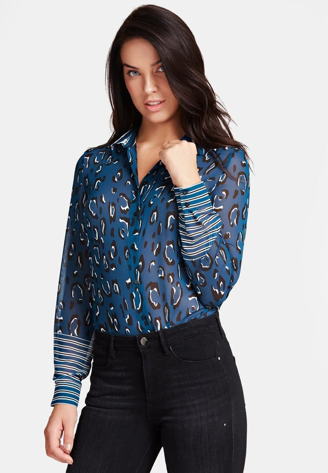 CLOUIS - Overhemdblouse - blue