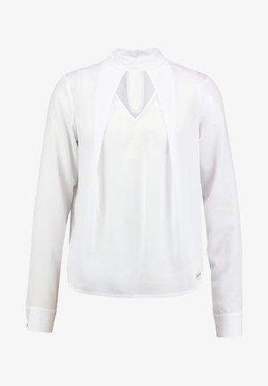 PELAGIA - Blouse - true white