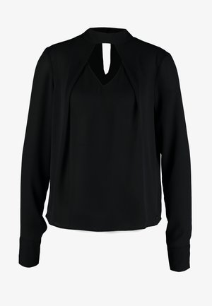 PELAGIA - Blouse - jet black