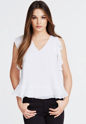 Blouse - white