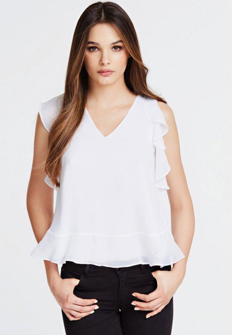 Guess - Blouse - white