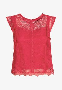 Guess - Blouse - red - 3