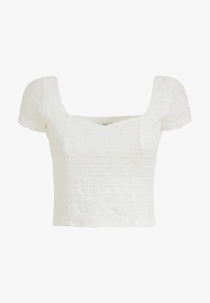 Bluse - blanc