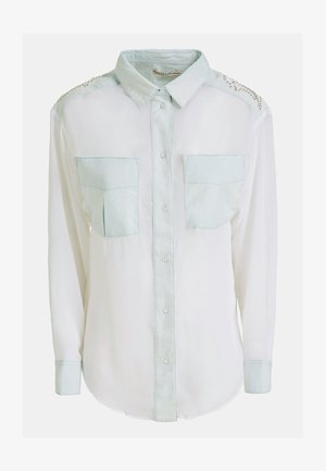 BOYFRIEND GIOIELLO - Koszula - bianco