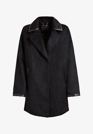 RITA COAT - Halflange jas - black