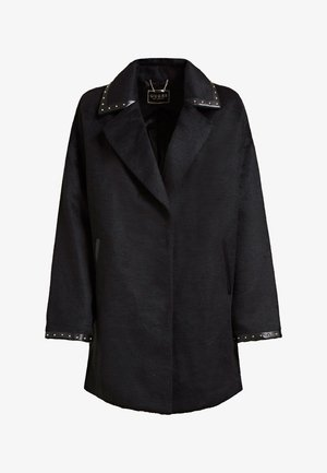 RITA COAT - Krótki płaszcz - black