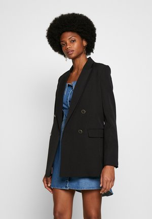 CHERYL - Manteau court - jet black