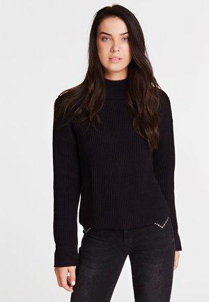MILENA - Pullover - black