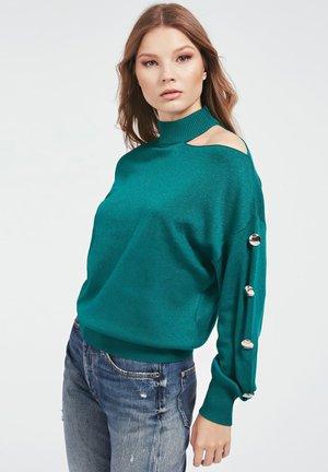 HOHER  - Pullover - grün