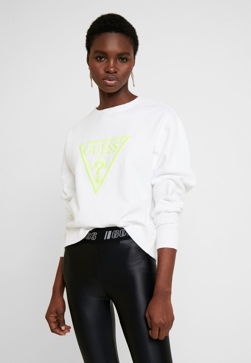 Guess - Sweater - true white