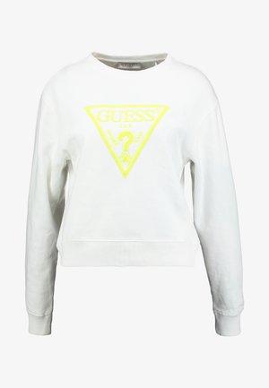 Sweatshirt - true white