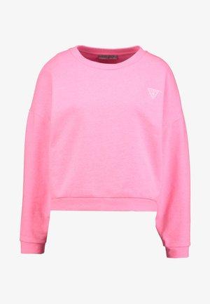 SMALL LOGO - Sweatshirt - las palmas pink