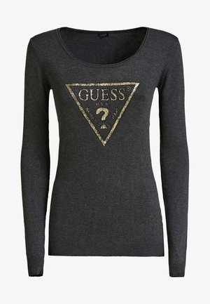 T-shirt à manches longues - dark grey