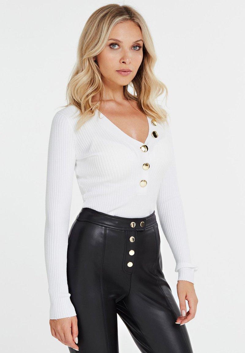 Guess - DEBORA - Pullover - blanc