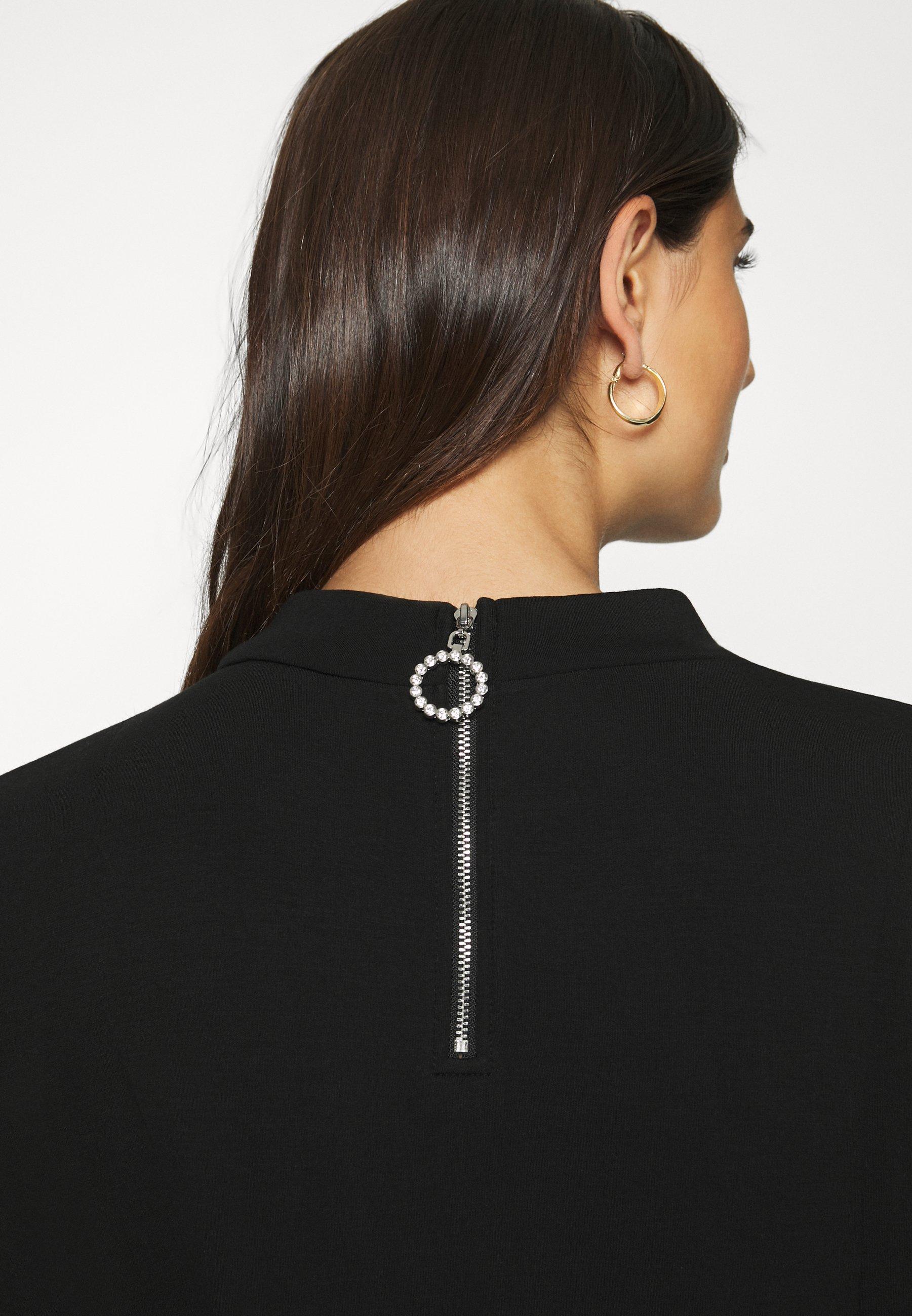 Guess ROMINA - Sweatshirts - jet black
