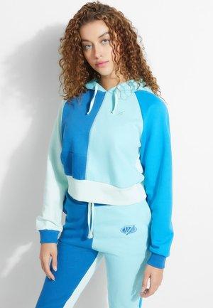 Felpa con cappuccio - blauw multi