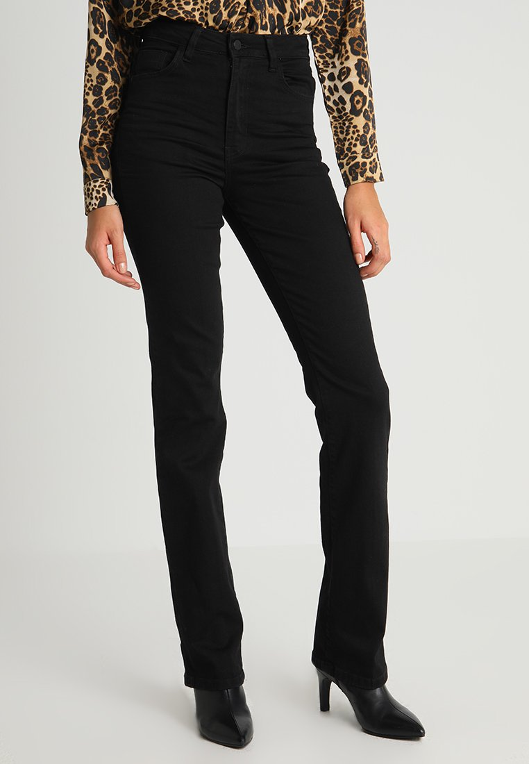 Guess - SUPER HIGHRISE BOOT - Bootcut jeans - groves