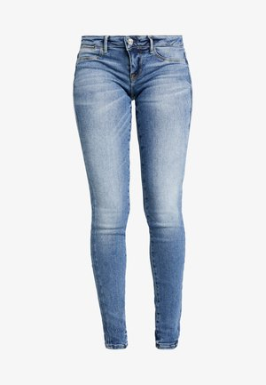 Jeans Skinny Fit - stone-blue denim