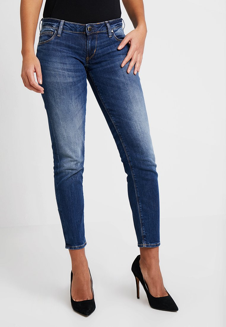 Guess - BEVERLY - Jeans Skinny Fit - hokey