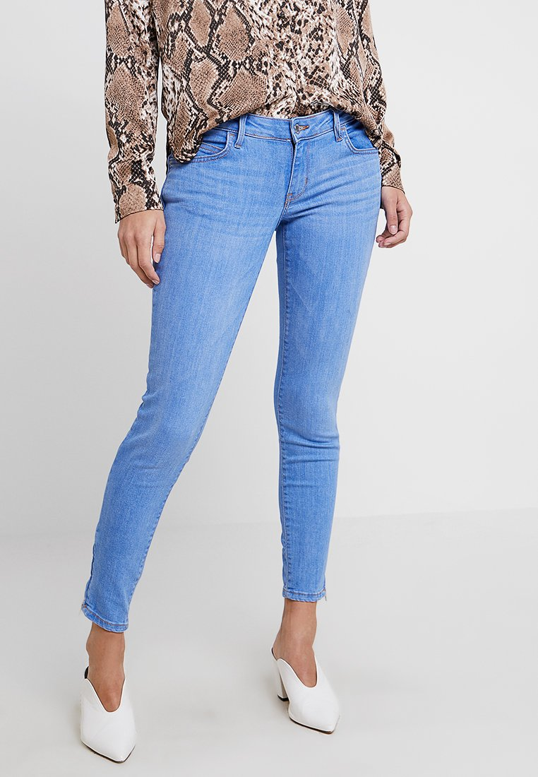 Guess - MARILYN 3 ZIP - Jeans Skinny Fit - blue denim