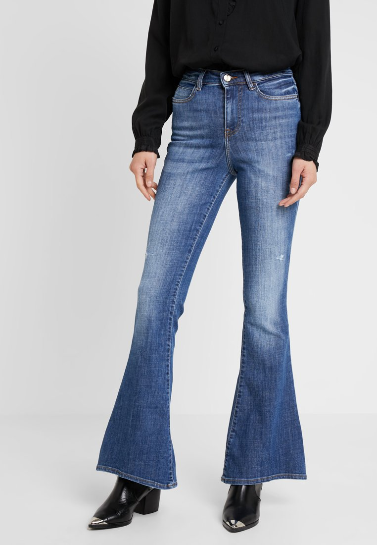 Guess - NEW 1981 FLARE - Flared Jeans - kitts
