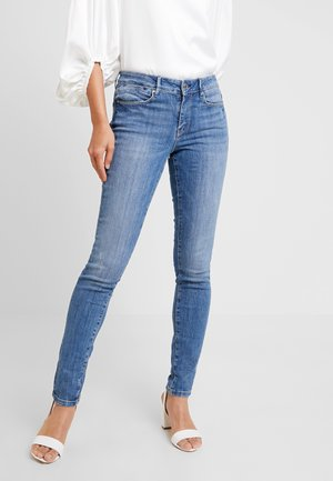 MID - Jeansy Skinny Fit - marigarde plain