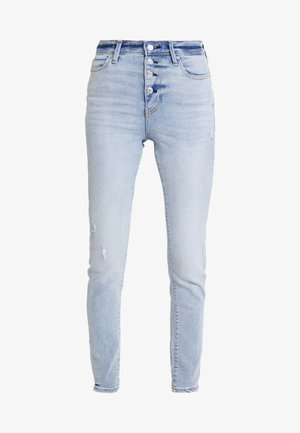 1981 EXPOSED BUTTON - Jeans Skinny Fit - malibu