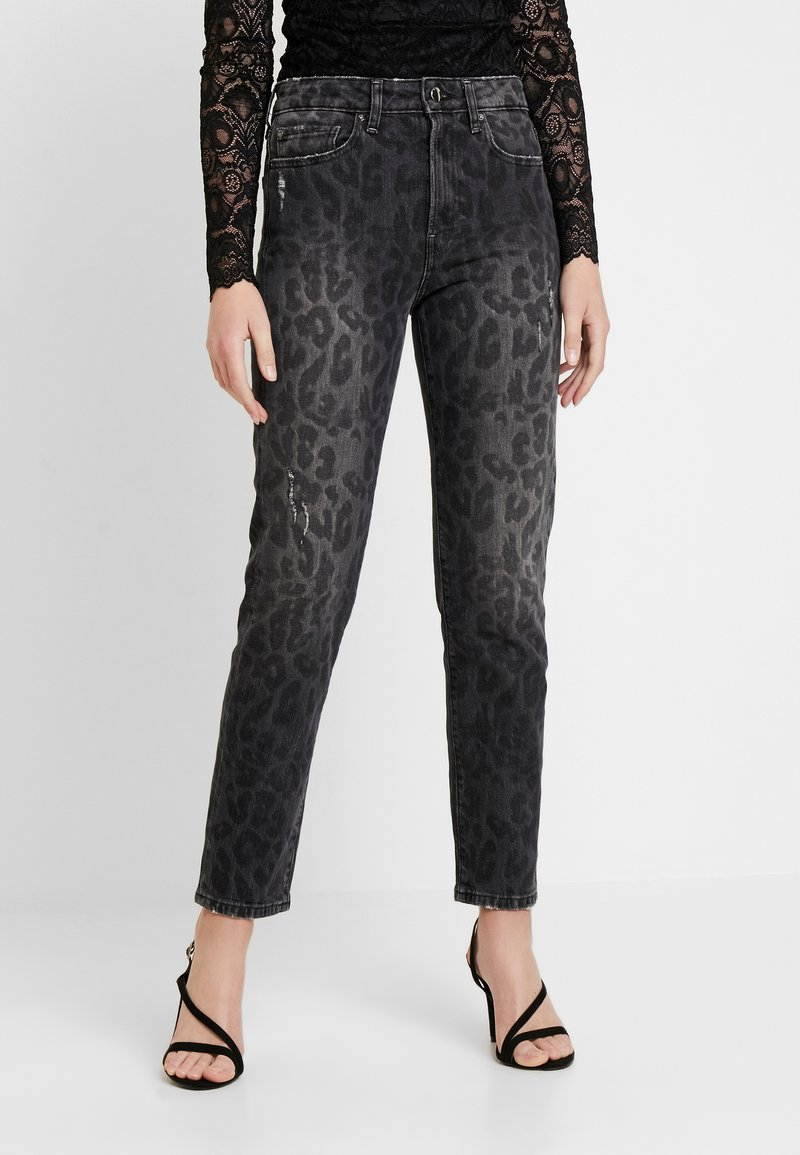 Guess - THE IT GIRL - Jeans Relaxed Fit - silver