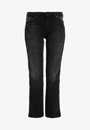 SEXY STRAIGHT ANKLE - Jean droit - shiro