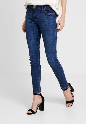 ANNETTE - Jeans Skinny Fit - dark-blue denim
