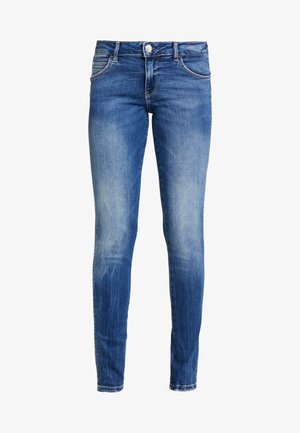 ULTRA CURVE - Jeans Skinny Fit - bluebird