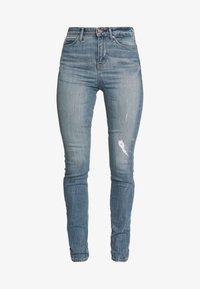 Guess - Jeans Skinny Fit - surfside destroy - 3