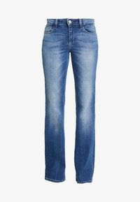 Guess - SEXY - Jeansy Bootcut - bluebird - 3