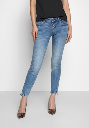 MARILYN 3 ZIP - Jeansy Skinny Fit - bayshore