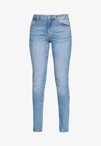 Guess - SEXY CURVE - Jeansy Skinny Fit - blue denim - 4