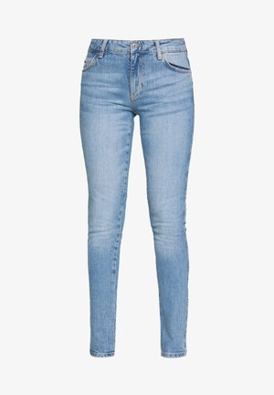 SEXY CURVE - Jeans Skinny Fit - blue denim