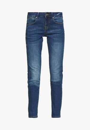 JEGGING - Jeans Skinny - dark-blue denim