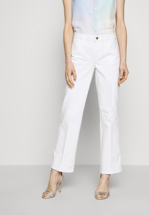 SEXY ANKLE - Jeans a sigaretta - jungle white