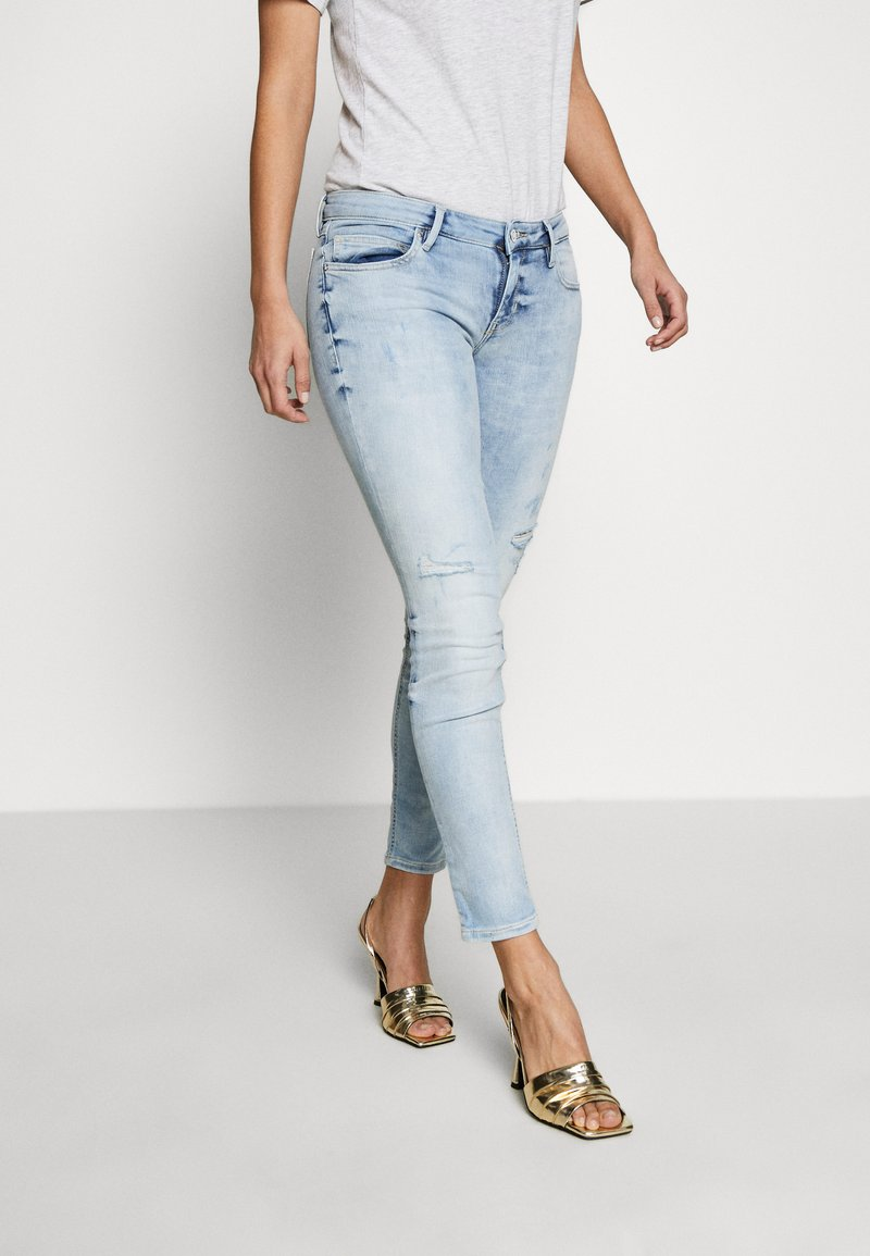 Guess - MARILYN - Jeansy Skinny Fit - solaria