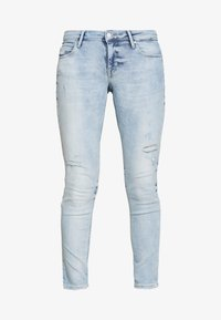 Guess - MARILYN - Jeansy Skinny Fit - solaria - 5