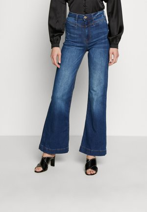 NEW MARILOU PALAZZO - Flared Jeans - melrose