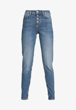 EXPOSED BUTTON - Jeans Skinny Fit - soround