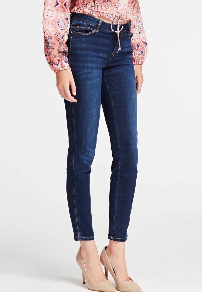 Guess - Jeans Skinny Fit - blue