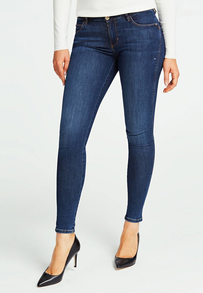 Guess - Jeans Skinny - blue