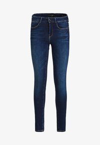 Guess - SUPER - Jeansy Skinny Fit - blue - 3