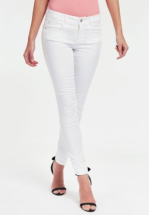 GUESS HOSE SKINNY FIT - Jeans Skinny - bianco