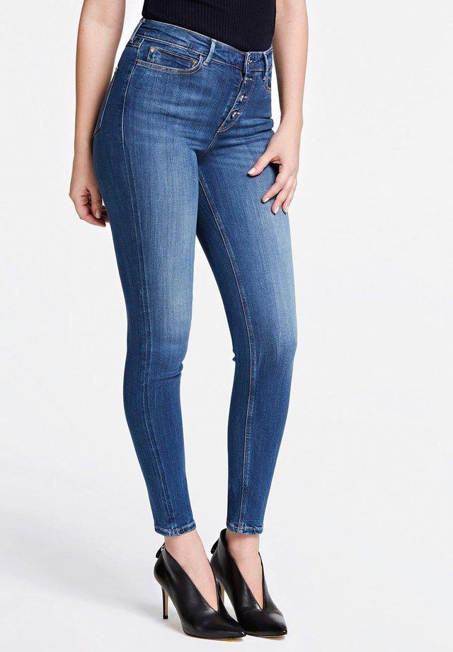 JEANS SKINNY FIT - Jeans Skinny Fit - blau