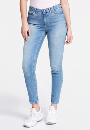 JEANS SKINNY FIT - Jeansy Skinny Fit - himmelblau